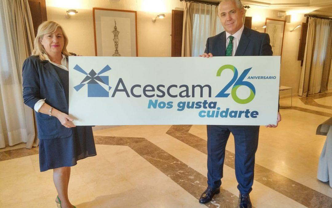ACESCAM CONTINÚA CON SU PLAN ESPECIAL 26 ANIVERSARIO